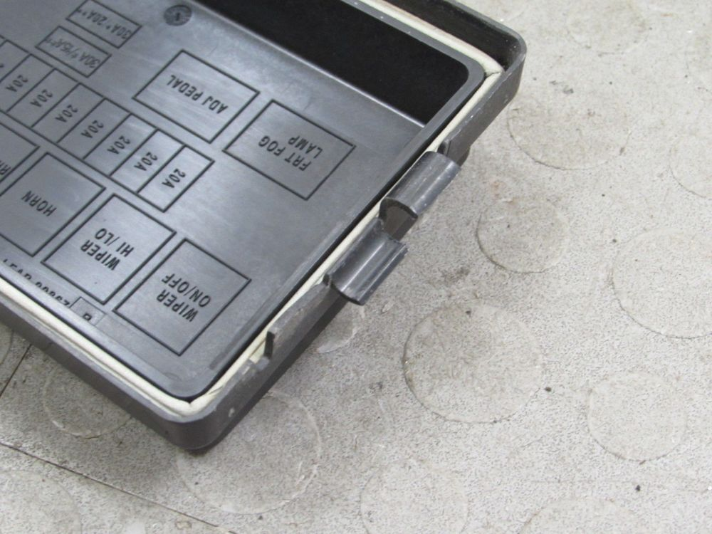 medium resolution of 04 05 dodge durango integrated power module fuse box block 56049097ad u importapart