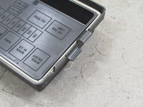 small resolution of 04 05 dodge durango integrated power module fuse box block 56049097ad u importapart