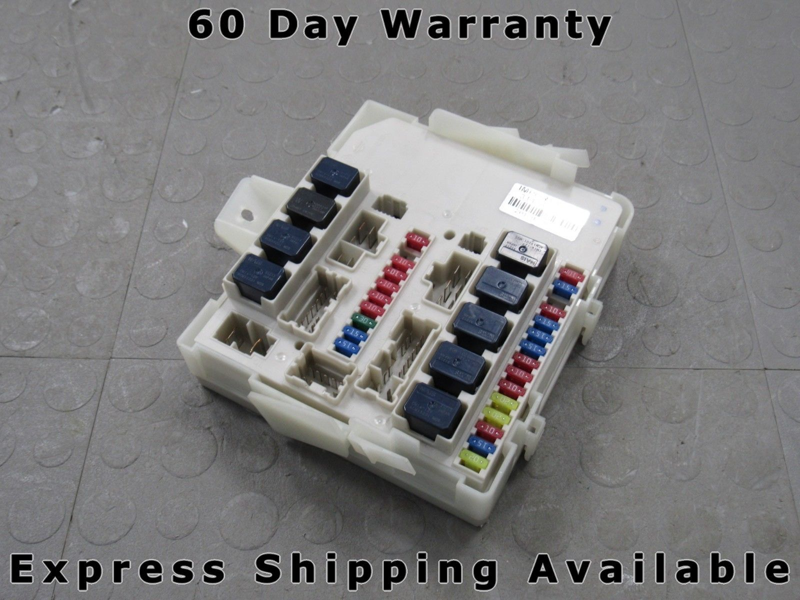 04 infiniti qx56 fuse box