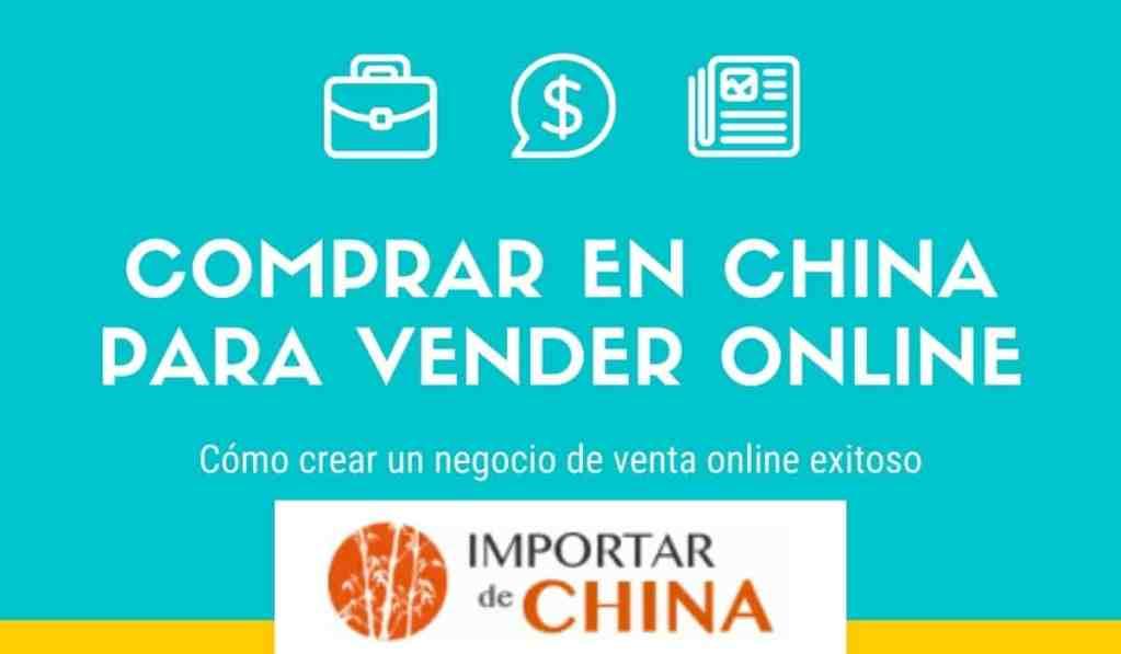 Comprar en China para vender online
