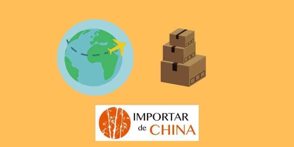 Transporte aéreo para importar de China