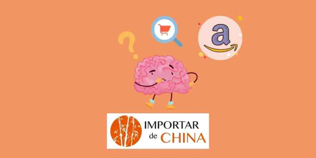 Buscar ideas en Amazon para importar en China