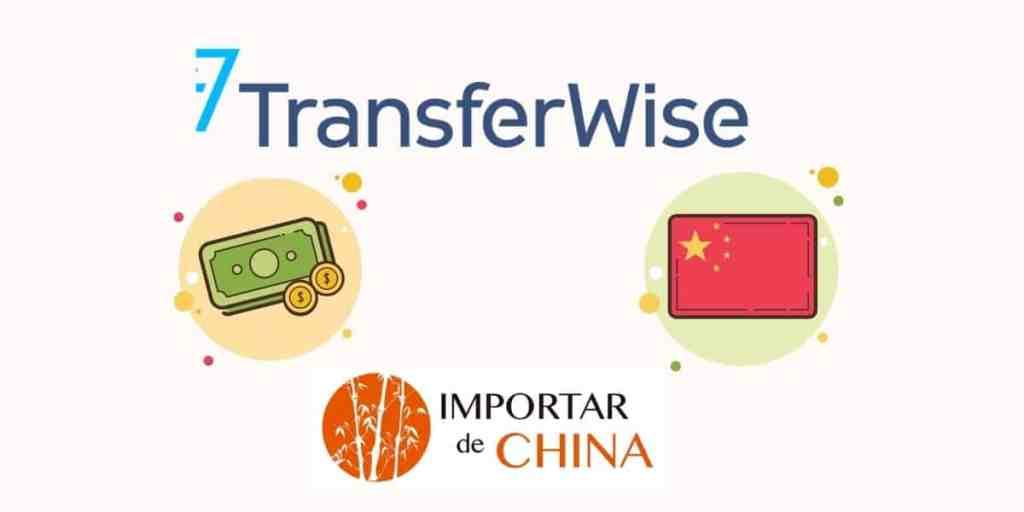 Trasnferwise pagar proveedores chinos
