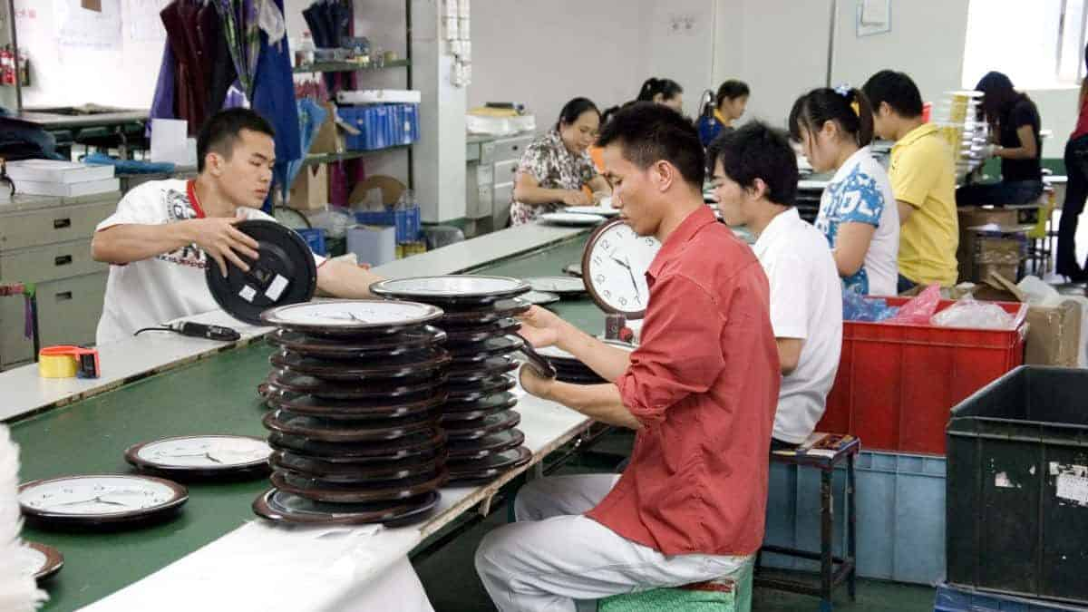 La Calidad del Producto en China.