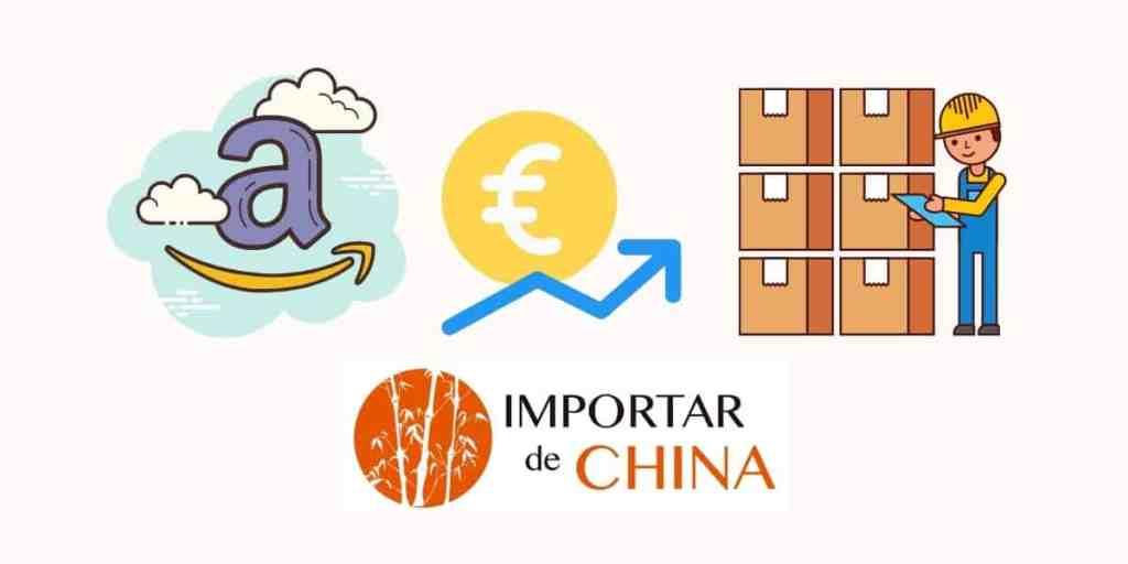 Distribuir productos de China utilizando la logística de Amazon