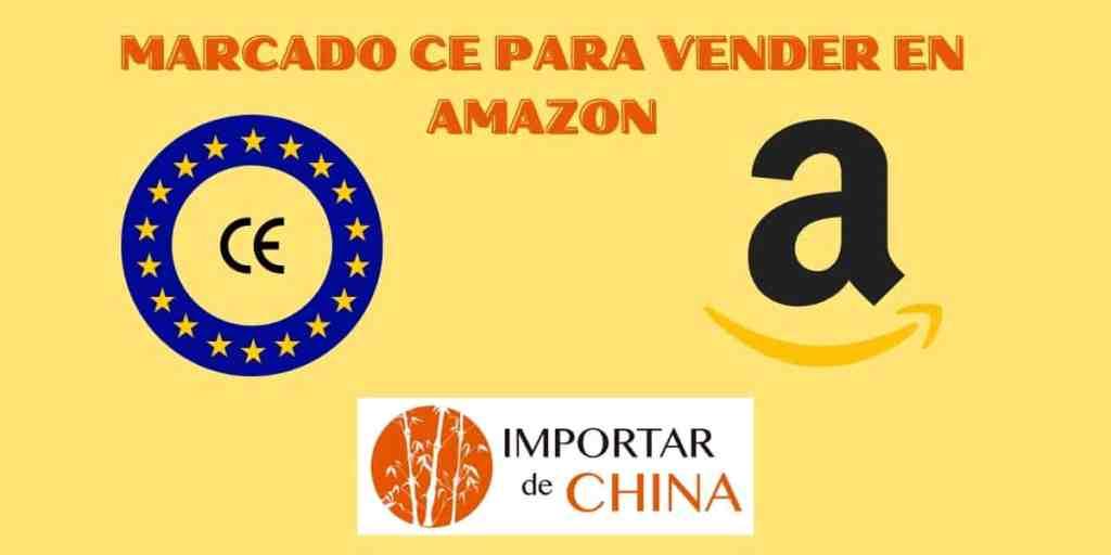 Marcado CE para vender en Amazon