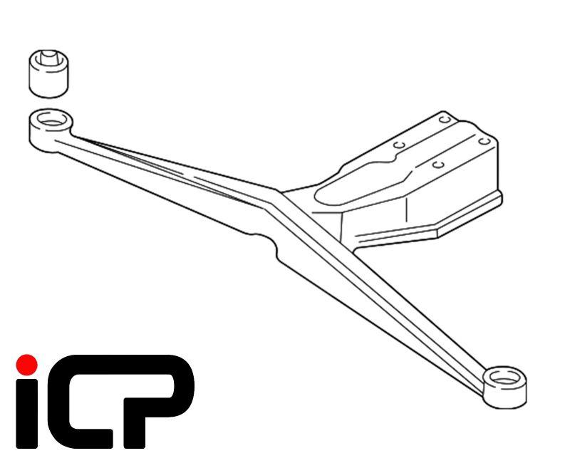 Subaru Impreza Turbo 96-00 Rear Diff Outrigger Cradle