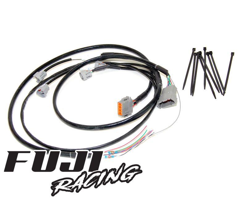 Fuji Racing Non AVCS To AVCS Conversion Loom Fits: Subaru