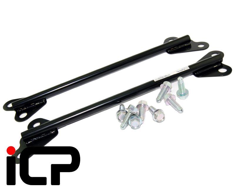 Subaru Impreza Inner Wing Reinforced Side Bar Kit