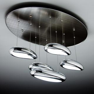 I modelli componibili, le soluzioni d'arredo, i prezzi e le finiture. Lampadari Moderni A Led Di Design Per Il Tuo Soggiorno