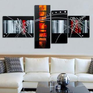 Stampato su tela di cotone. Quadri Moderni E Stampe On Line Rendi Originale La Tua Casa