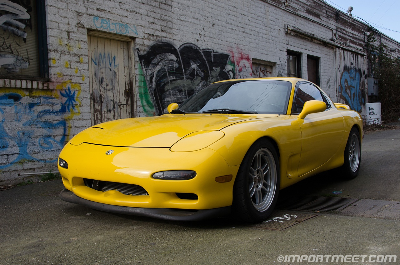 Best of Both Worlds  v8rx7guys LS1 Swapped 1993 Mazda RX