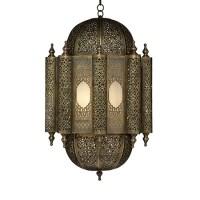 Exotic Blue Pendant Lamp Design  gushihui