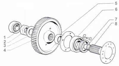 9n Ford Tractor Alternator Wiring Diagram Ford 8N Steering