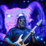 Mastodon e Slipknot realizam performances em SP debaixo de chuva e super lua