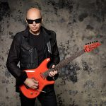 Joe Satriani se apresenta gratuitamente no Samsung Best of Blues
