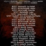 "Edu Falaschi: segunda perna da ""Rebirth of Shadows Tour"" conta com 23 datas, superestrutura e tour bus"