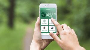 Green Polis App - Innovazione a fattor Comune
