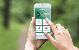 """""""Green Polis"""": l'app che rende il cittadino protagonista"""