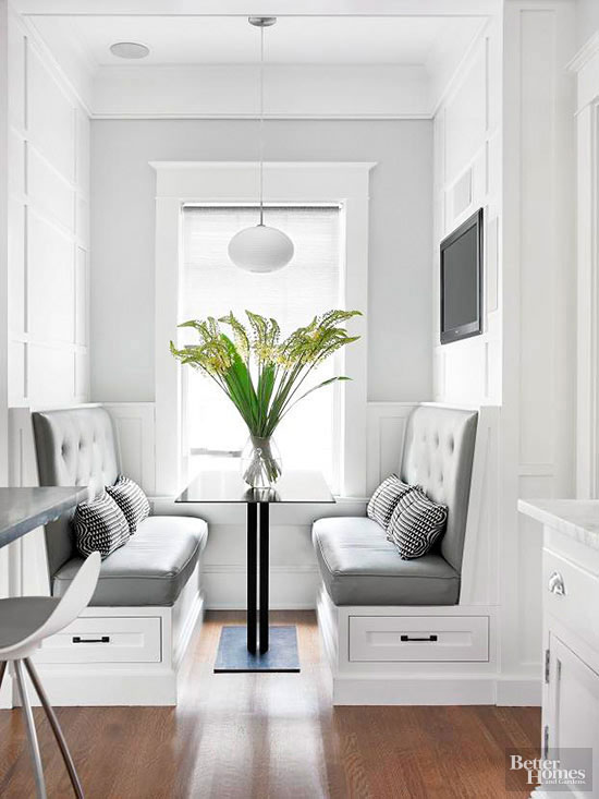 kitchen corner booth seating suite deals banchete moderne pentru bucatarii mici