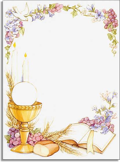1st Communion Invitations 1st Communion Cards