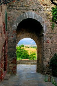Tuscan Arch