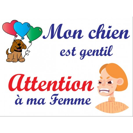 chien-gentil-attention-a-ma-femme