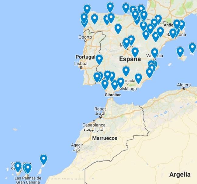 """Festivales de Cine """"pequeños"""" en España"""