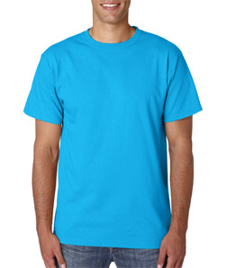 Mens Custom Short Sleeve Shirts  Anvil Classic Crew 779