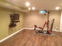 Basement Home Gym Ideas Boston, MA, South Shore, Cape Cod