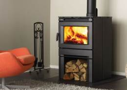 Regency Alterra® CS2400 Medium Wood Stove
