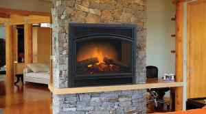 Allura-Fire Electric Fireplace