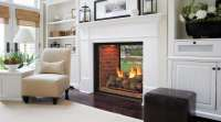 Marquis See-Thru Direct Vent Gas Fireplace