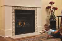 gas fireplace safety screen | Impressive Climate Control
