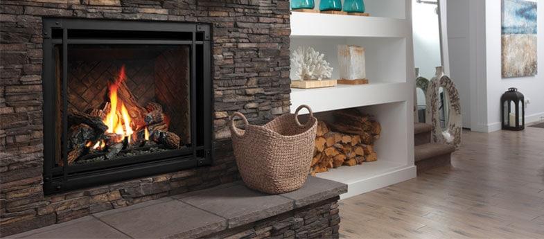 bentley fireplace