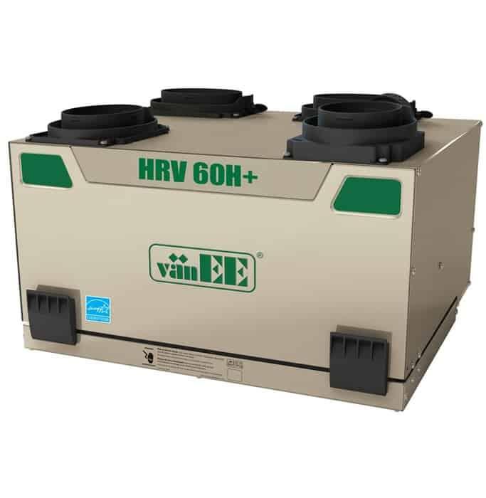 Vanee Bronze Series Hrv 60h Impressive Climate Control