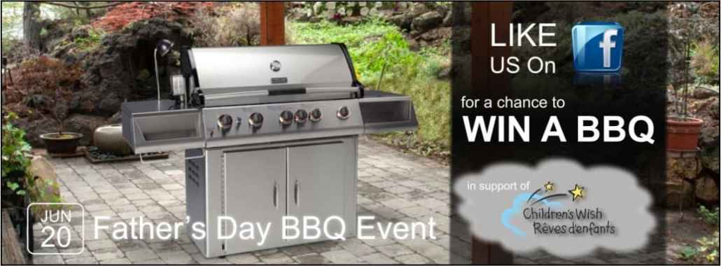 Father's Day BBQ Event