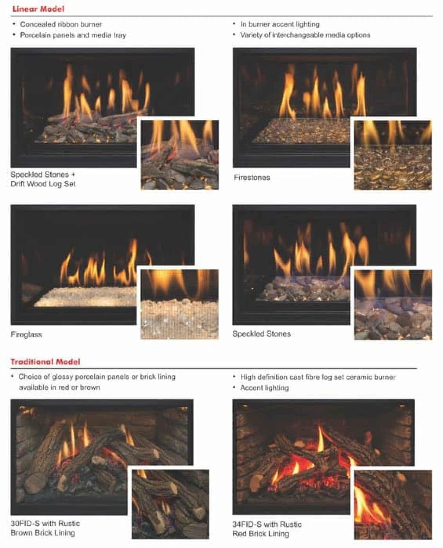 Montigo I Series Styling Options