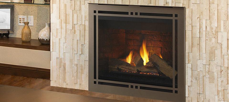 Majestic Meridian Fireplace  Majestic Meridian Direct Vent Gas Fireplace