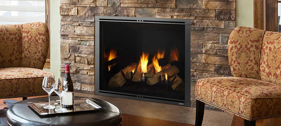 Majestic Marquis Fireplace