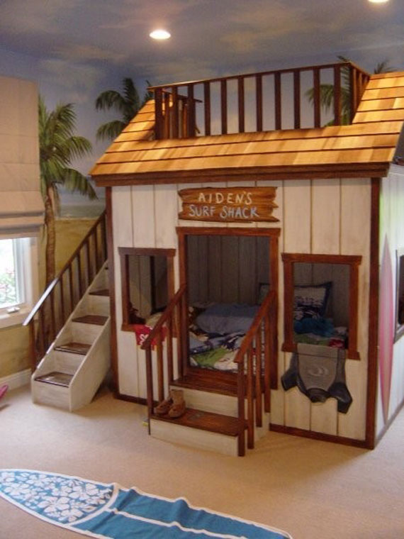 bunk bed ideas for