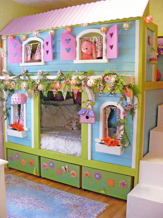 Image Result For Decorating A Little Girls Room On A Budget