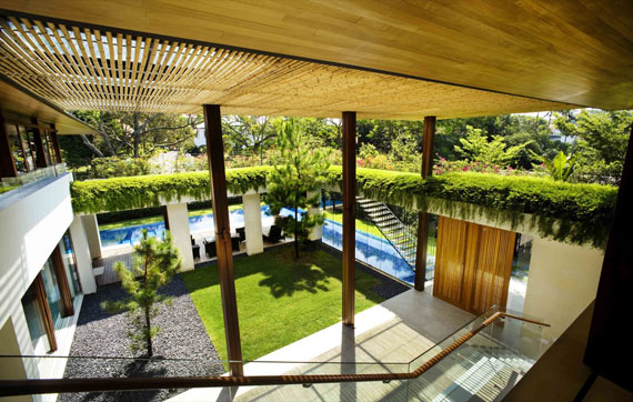 Tangga House 3 sustainable architecture by Guz Architects