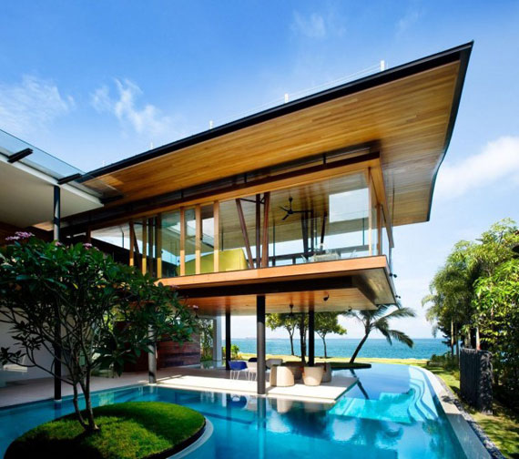 The Fish House 1 sustainable architecture by Guz Architects