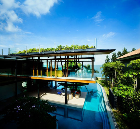 The Fish House 5 sustainable architecture by Guz Architects
