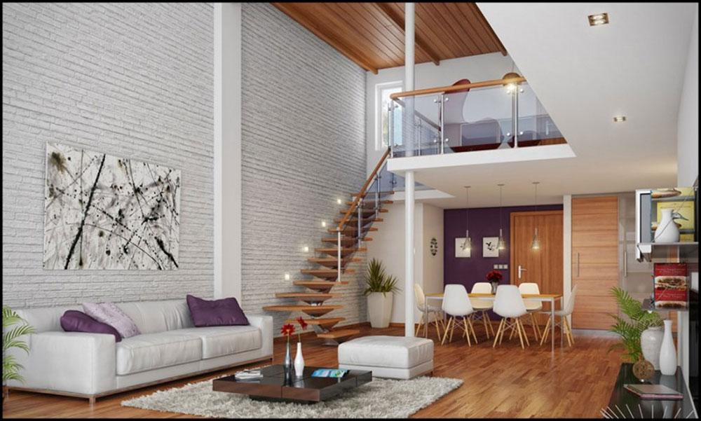 Brick And Stone Wall Ideas 38 House Interiors