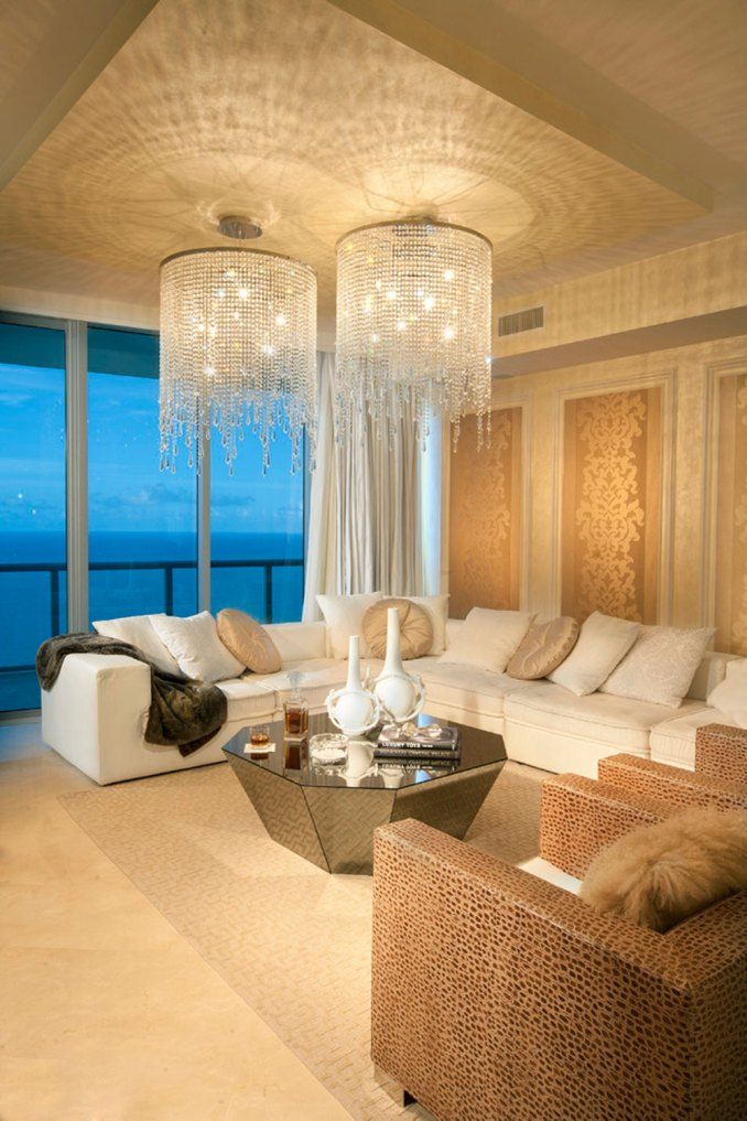 Modern Chandelier Lights For Living Room
