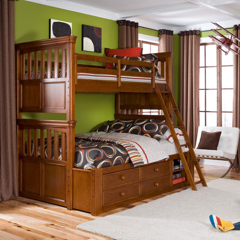 bunk bed ideas for boys and girls 58