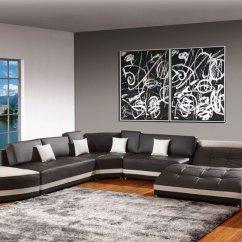 Modern Gray Living Room Hgtv Rooms And Sleek Grey Interior 7