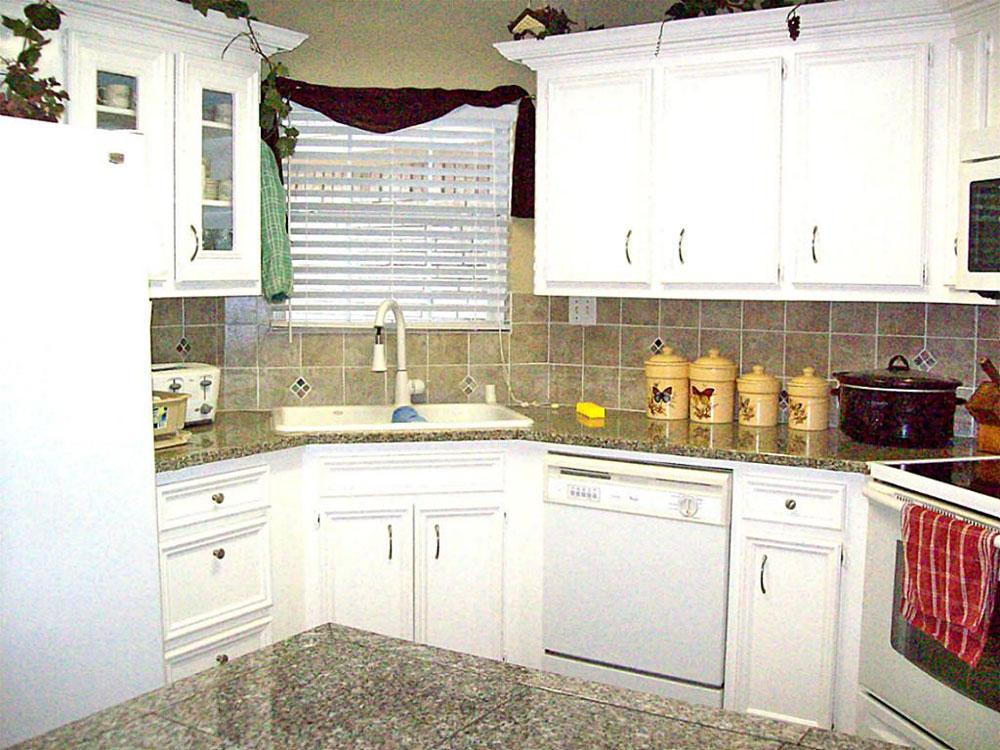 Corner Sink Small Kitchen Design Ideas Interior Design